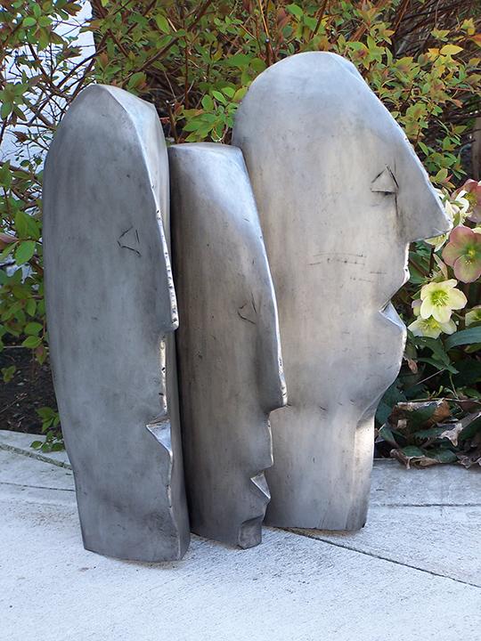 Aluminum Sculptor Head 53